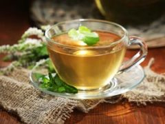 Tea for Muscle Pain