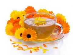 Calendula Tea Benefits